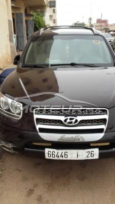 سيارة في المغرب هيونداي سانتا في - 229050