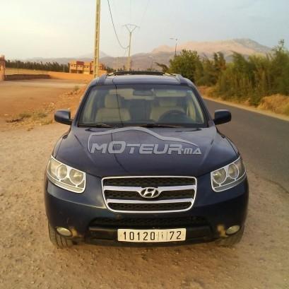 سيارة في المغرب هيونداي سانتا في - 175360