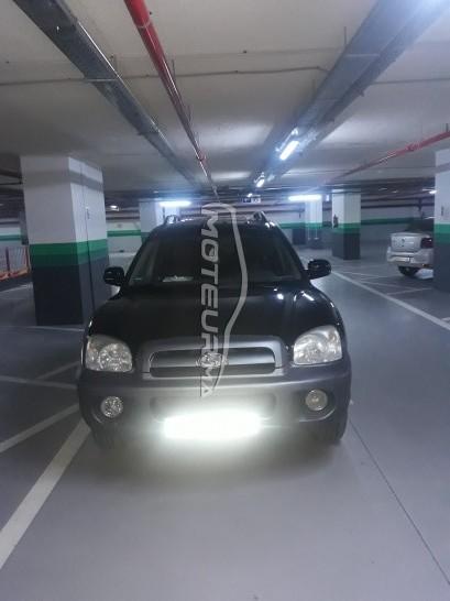 سيارة في المغرب HYUNDAI Grand santa fe 2.0 crdi 4*4 - 260078
