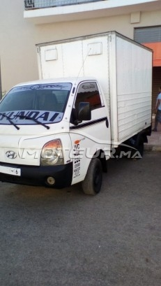 شاحنة في المغرب HYUNDAI H-100 - 257621