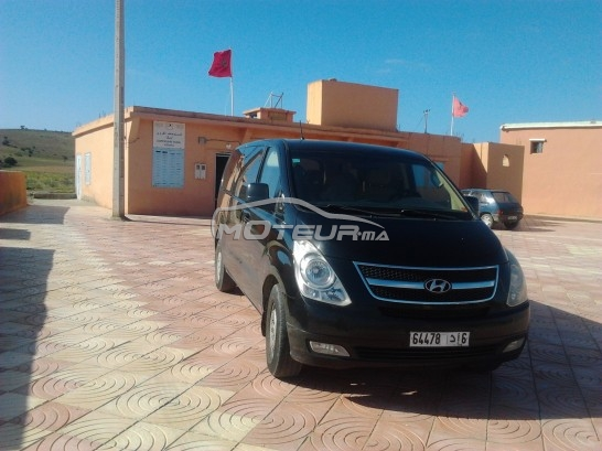 hyundai h1 2011 diesel 143110 occasion casablanca maroc. Black Bedroom Furniture Sets. Home Design Ideas