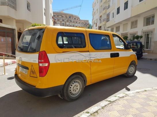 سيارة في المغرب هيونداي ه1 - 215688