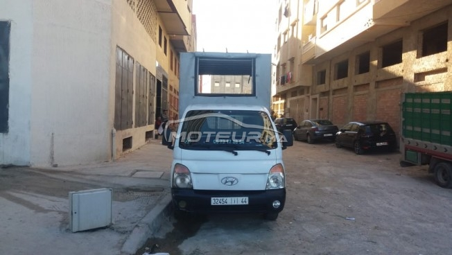 Voiture au Maroc HYUNDAI H100 - 263495