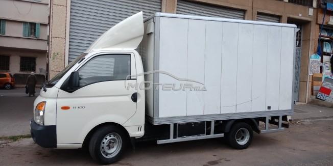 شاحنة في المغرب HYUNDAI H-100 - 216171