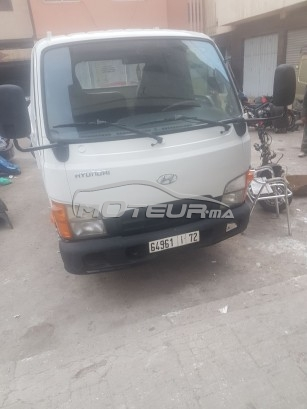 Voiture au Maroc HYUNDAI H100 Hd45 camion plateau - 213605