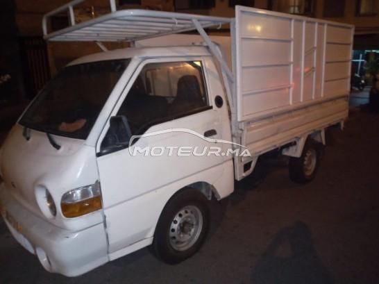 Camion au Maroc HYUNDAIH-100 - 324598