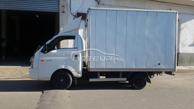 شاحنة في المغرب HYUNDAI H-100 - 242946