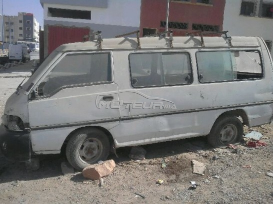 Voiture au Maroc HYUNDAI H100 - 186051
