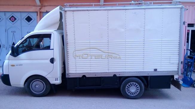 Camion au Maroc HYUNDAIH-100 - 204008