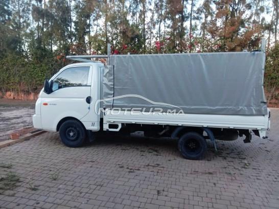 Camion au Maroc HYUNDAIH-100 - 333446