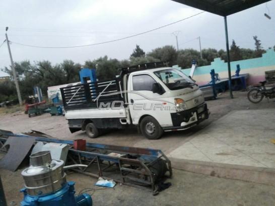 شاحنة في المغرب HYUNDAI H-100 - 167541