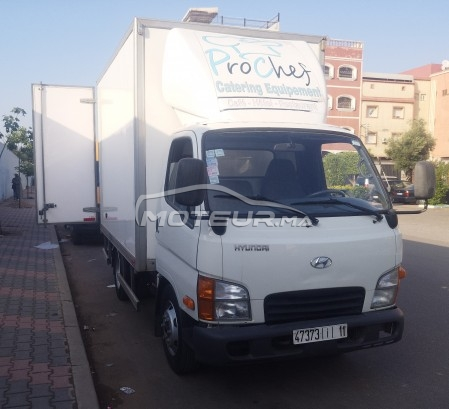 Voiture au Maroc HYUNDAI H200 F45 - 252962