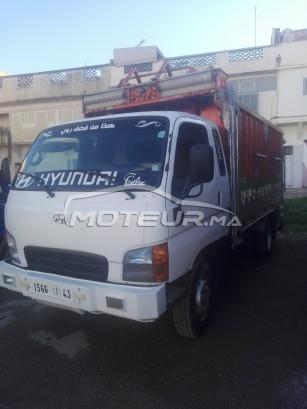 شاحنة في المغرب HYUNDAI Hd - 247304