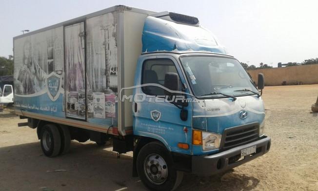 شاحنة في المغرب HYUNDAI Hd 72 frigo - 174342