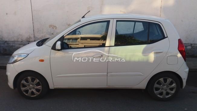 Voiture Hyundai I10 2011 à sale  Essence  - 6 chevaux