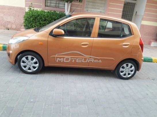 سيارة في المغرب HYUNDAI I10 - 168780