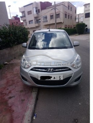 سيارة في المغرب HYUNDAI I10 - 205780