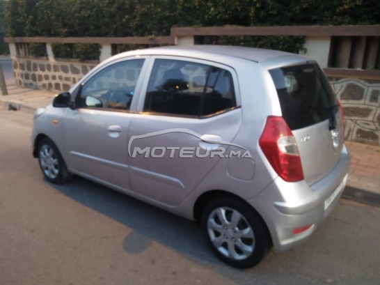 سيارة في المغرب هيونداي ي10 1.2 l - 225678