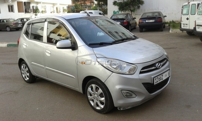 سيارة في المغرب HYUNDAI I10 - 166519