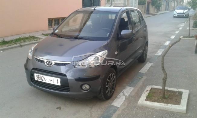 سيارة في المغرب HYUNDAI I10 - 246363