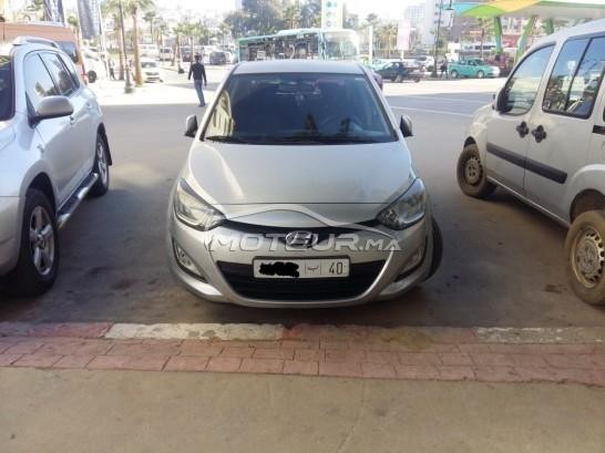 سيارة في المغرب HYUNDAI I20 - 249682