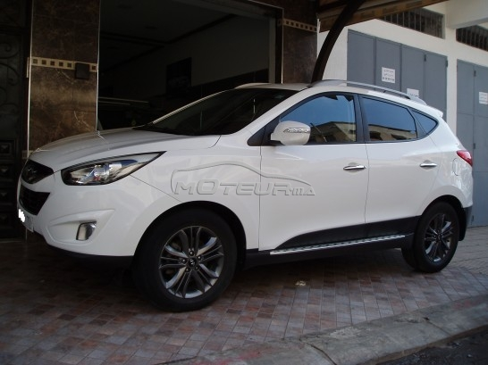 سيارة في المغرب هيونداي يكس35 - 216668