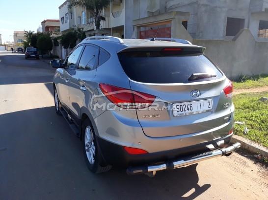 سيارة في المغرب HYUNDAI Ix35 4wd crdi 2.0 - 252724