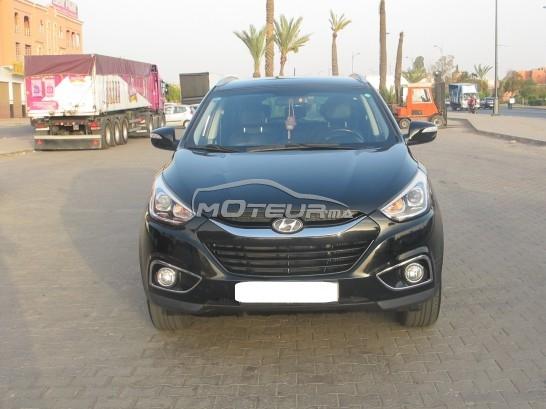 سيارة في المغرب هيونداي يكس55 - 170062