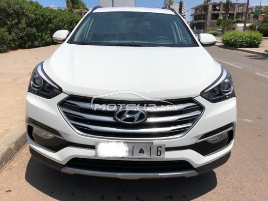 سيارة في المغرب HYUNDAI Santa fe Premium bva 2,2 crdi - 318601