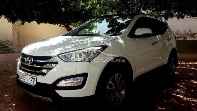 سيارة في المغرب هيونداي سانتا في Ted - 232588