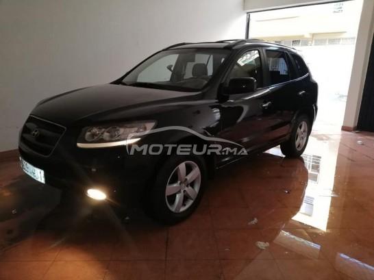 سيارة في المغرب HYUNDAI Santa fe 4wd - 256411