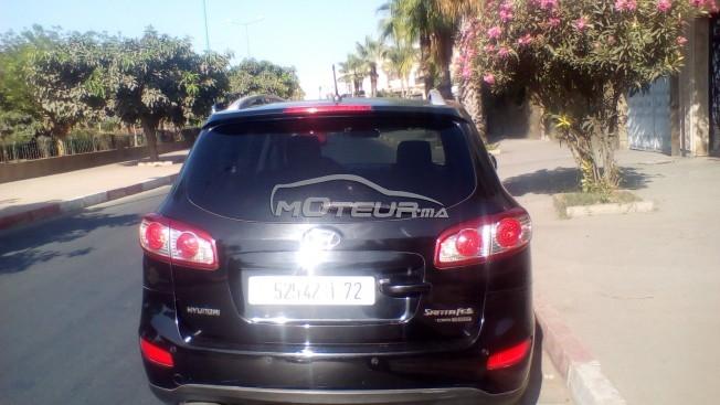 Voiture au Maroc HYUNDAI Santa fe - 216124