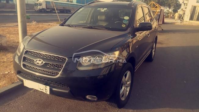 سيارة في المغرب هيونداي سانتا في Tt option - 226173