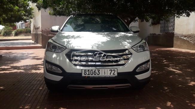 سيارة في المغرب هيونداي سانتا في Ted crdi bva - 227190