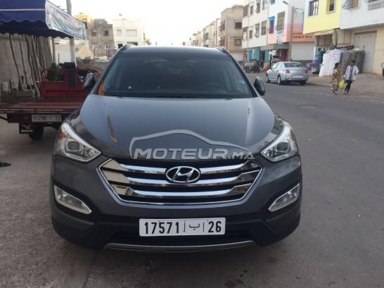 سيارة في المغرب هيونداي سانتا في - 229369