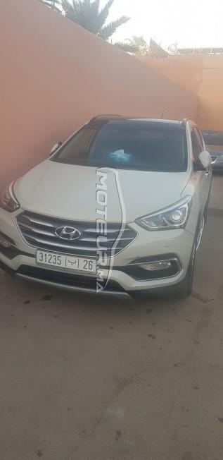 سيارة في المغرب HYUNDAI Santa fe - 252421