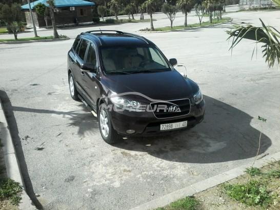 سيارة في المغرب HYUNDAI Santa fe 2.2 crdi 197 ch - 203317