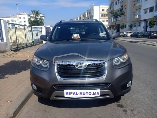 سيارة في المغرب HYUNDAI Santa fe Crdi - 265681