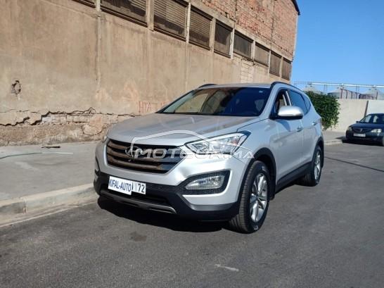 سيارة في المغرب HYUNDAI Santa fe 2.2 crdi 197 ch - 296611