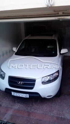 سيارة في المغرب هيونداي سانتا في Crdi bva 7places - 233167