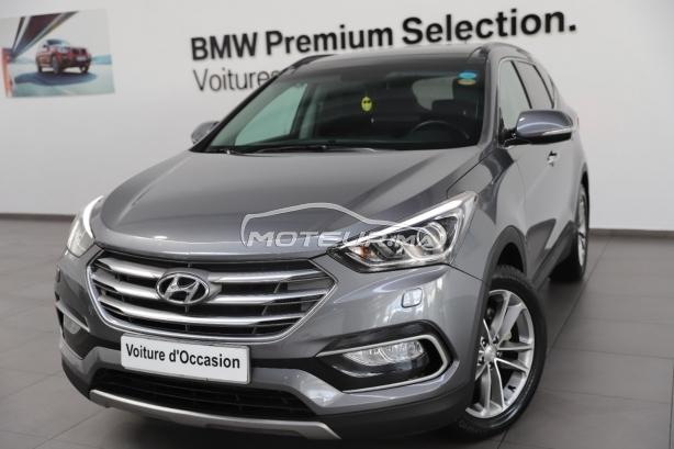 Acheter voiture occasion HYUNDAI Santa fe 2.2 crdi au Maroc - 366751