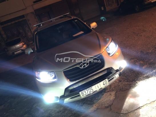 سيارة في المغرب HYUNDAI Santa fe - 209875