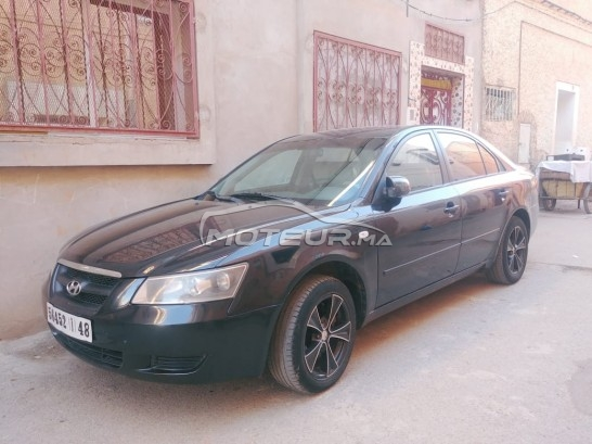 Voiture au Maroc HYUNDAI Sonata - 249512