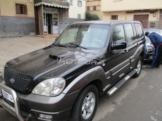 hyundai terracan occasion maroc annonces voitures. Black Bedroom Furniture Sets. Home Design Ideas