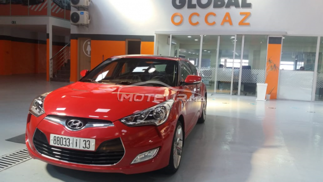 HYUNDAI Veloster occasion