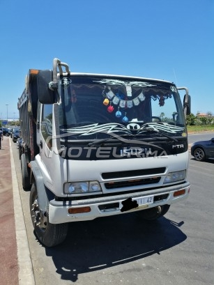شاحنة في المغرب ISUZU Ftr - 276037