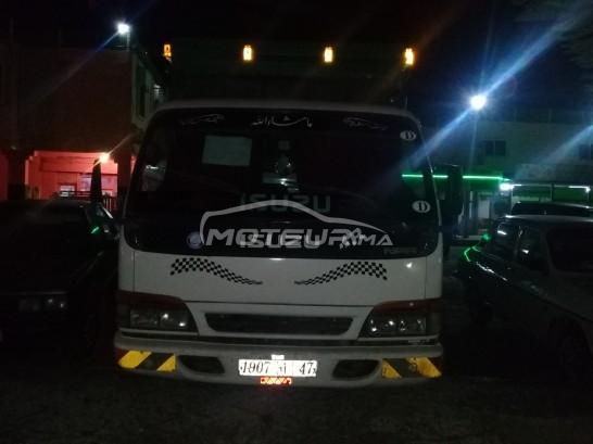 شاحنة في المغرب ISUZU Npr - 247896