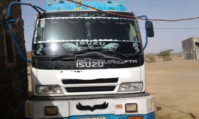 Camion au Maroc ISUZUFtr - 166147