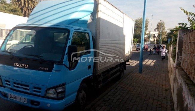 شاحنة في المغرب ISUZU Npr - 255300