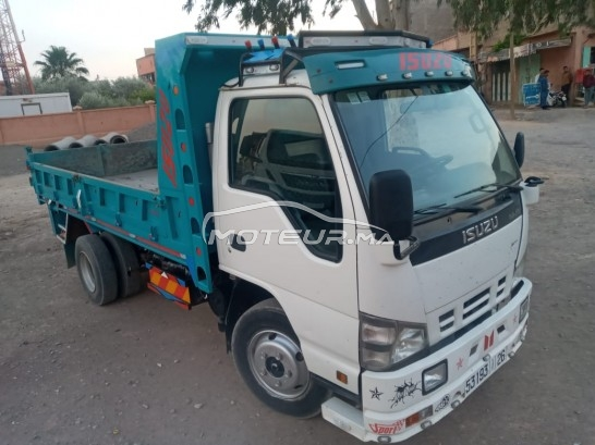 شاحنة في المغرب ISUZU Nkr - 353524